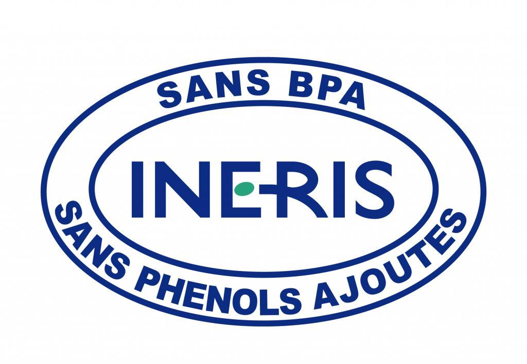Zertifikat 'sans BPA' und 'sans phenols ajoutes'